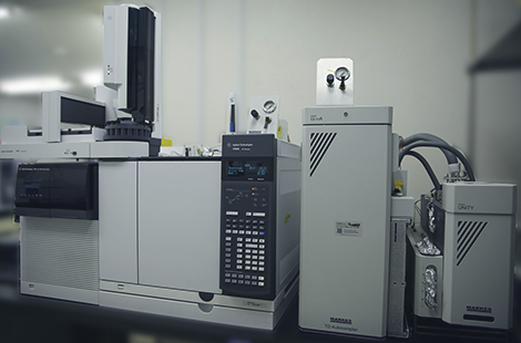 GC/MS/MS(Triple Quad GC/MS system) Agilent Tecknologies 7010型